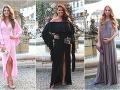 Krásne Slovenky predviedli na odovzdávaní cien Slovenka roka 2018 tie najpôsobivejšie outfity