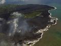 Zemetrasenie na vrchole havajskej sopky: Vyvolalo erupciu, varovanie pred ďalším výbuchom