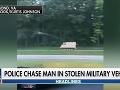 Obyvatelia len nechápavo krútili hlavami: VIDEO Policajti naháňali naozaj nevšedné vozidlo