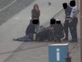 Ďalšia nočná bitka: FOTO Ťažko zranený muž, polícia pátra po žene
