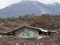 Pohroma v Guatemale na FOTO: Výbuch sopky si vyžiadal 109 životov, 200 ľudí stále nezvestných
