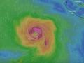 Prvý hurikán tohtoročnej sezóny: Sformuloval sa vo východnom Tichom oceáne