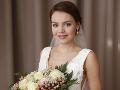 Havranová vo svadobných šatách: Pozrite, aká bola z nej nevesta!