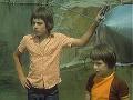 Matej Landl si ako dieťa zahral v seriáli Spadla z oblakov.
