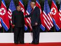 Toľko času, koľko chcete: Podľa Trumpa nemá KĽDR na denuklearizáciu žiadny časový rámec
