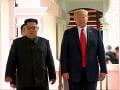 Stretnutie Kim Čong-una s Donaldom Trumpom