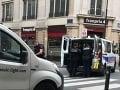 Nešťastná tragédia v Paríži: Dodávka zabila muža na elektrickom skútri