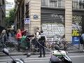 Dohra rukojemníckej drámy v Paríži: Páchateľa previezli na psychiatrickú kliniku