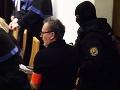 AUTENTICKÁ nahrávka zo súdu: Rozčúlený Harabin, prvé reakcie na doživotie šéfa gangu sýkorovcov