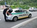 Polícia na svojom Facebooku
