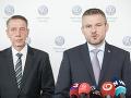 Tak trochu smiešne: Nemci dali Volkswagenu miliardovú pokutu, Slovensko ho finančne podporí