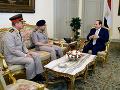 Nová egyptská vláda prijala prísahu: Prezident ju prijal vo svojom paláci