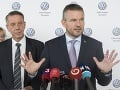 Pellegrini pre VW Slovakia