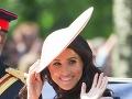 Krásna vojvodkyňa zo Sussexu Meghan si ľudí získala svojím pôvabom a nezameniteľným úsmevom.