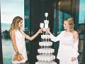 Krásky v bielom oslávili