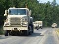 Na ceste vás môže prekvapiť tank: Cez Slovensko sa bude presúvať vojenská technika