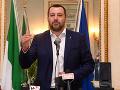 Taliansky minister vnútra Salvini pobúril verejnosť: Plánuje sčítanie Rómov