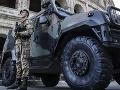 Dráma na námestí v Miláne: Mrazivý útok nožnicami na vojaka, útočník kričal