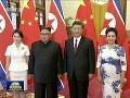 Stretnutie čínskeho prezidenta Si