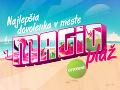 Najznámejšia pláž na Slovensku