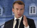 Francúzskeho prezidenta oslovil ako kamaráta: Študent dostal ráznu odpoveď