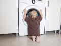 Rodičia spali a deti sa hrali na schovávačku: Hororové prebudenie, synčeka (†3) našli v práčke