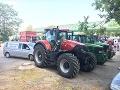 Farmári v Bratislave