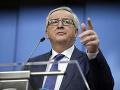 Juncker kvôli migrácii zvoláva do Bruselu lídrov ôsmich členských krajín EÚ