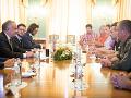 Farmári a prezident SR Andrej Kiska