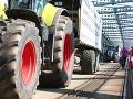 Muž (33) šoféroval traktor aj napriek zákazu vedenia vozidla: Hrozia mu dva roky za mrežami