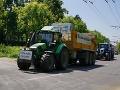 Na pôde EÚ bolo na pretrase opäť Slovensko: Farmári čelia zastrašovaniu a útokom