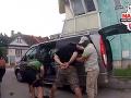 NAKA išla na istotu, v Košiciach zatkla Volodymyra hľadaného Interpolom: Ukrajina ho viní z terorizmu