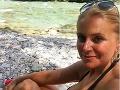 Odpadnete! Schudnutá Vačková (49) sa vyzliekla: Ukázala sexi postavu v plavkách