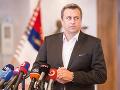Výmenou vlády sa veľa vecí v koalícii skomplikovalo, povedal Danko