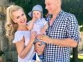 Zlatica Švajdová Puškárová má s kolegom a manželom Patrikom Švajdom krásnu rodinu