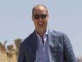 Aj princ William je typický chlap: FOTO ako dôkaz!