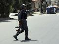 Samovražedný útočník sa dostal do policajnej základne a aktivoval výbušninu: Zabil osem ľudí