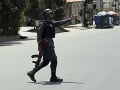 Militanti z Talibanu prepadli
