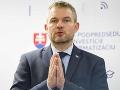 Pellegriniho čaká vystúpenie v Štrasburgu: Rade EÚ daruje bustu Dubčeka