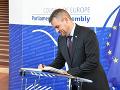 Pellegrini: Za transformáciu na demokratickú krajinu predovšetkým vďačíme Rade Európy