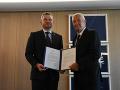 Premiér SR Peter Pellegrini na návšteve Rady EÚ v Štrasburgu.