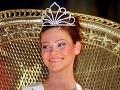 Andrea Verešová ako víťazka Miss Slovensko 1999.