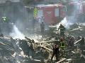 Tragédia v Keni: FOTO Trhovisko zachvátil obrovský požiar, 15 ľudí neprežilo