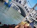 Rytmus a Jasmina si momentálne užívajú romantickú dovolenku v Benátkach.