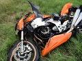 Motorkár z Maďarska to napálil do dodávky: FOTO Stáli pri ňom všetci svätí