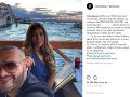 Rytmus sa na Instagrame opäť vyznal svojej polovičke. Hovorí, že prežíva najšťastnejšie obdobie vo svojom živote.