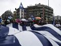 Grécki odporcovia dohody s Macedónskom sa nevzdávajú: Podávajú žalobu na najvyšší súd