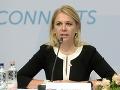 Ministerka vnútra Saková: Dohoda o migrantoch je nielen v prospech Slovenska, ale celej EÚ