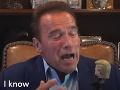 VIDEO Schwarzenegger vysmial Trumpa, hlúpy nápad: Toto by urobil pravý akčný hrdina!