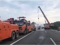 Tragická nehoda v Číne: Čelná zrážka autobusu s kamiónom, zomrelo 18 ľudí